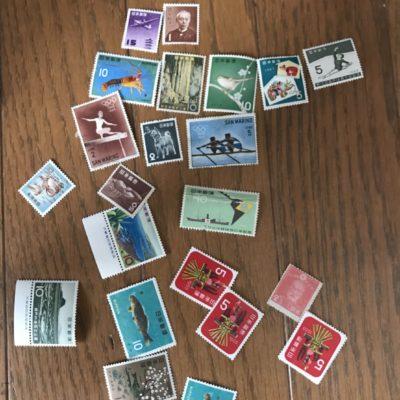 切手お買取りさせて頂きました!