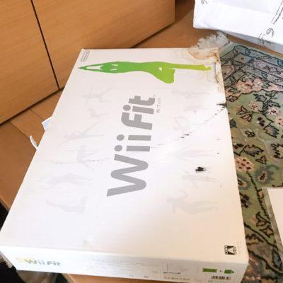 WiiFitお買い取りさせて頂きました!