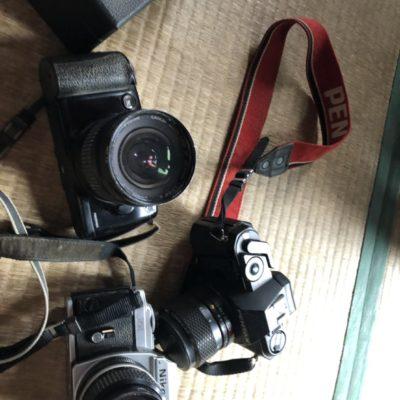 カメラお買取りさせて頂きました!